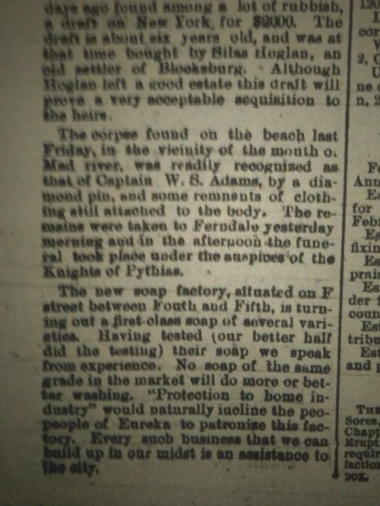 18890204XCaptainAdamsIdentifiedDiamondHDS
